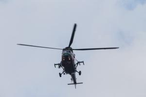 Po awarii we Włoszech wstrzymano loty śmigłowców W-3 Sokół