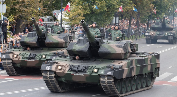 NATO - sojusznicy i inwestorzy