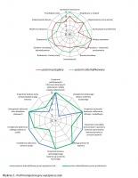 Wykres 1. Profil kompetencyjny wytapiacza stali
