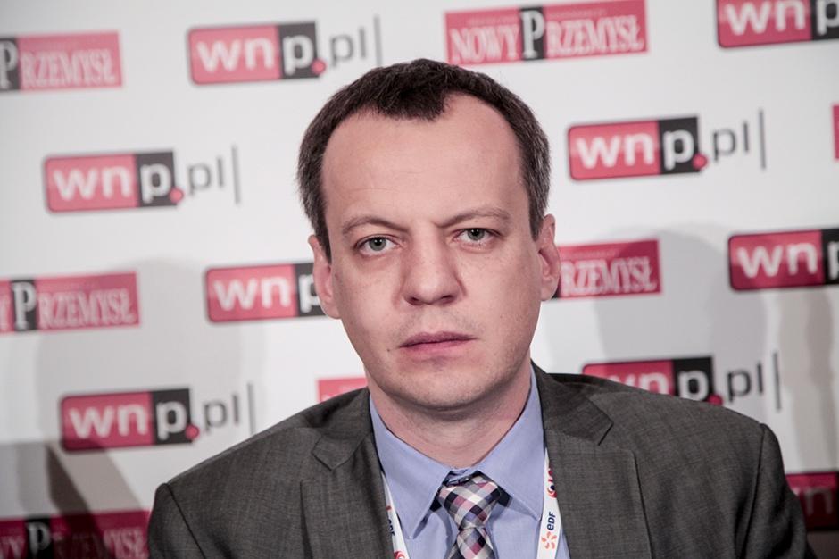Łukasz Błażejowski - Dyrektor, Dział Energetyki i Zasobów Naturalnych, Accenture Polska.