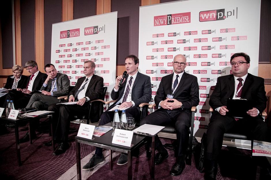 XI Kongres Nowego Przemysłu, sesja: Inteligentna energetyka - perspektywy wdrożenia i wpływ na uczestników rynku, Warszawa, 13 października 2014 r.
