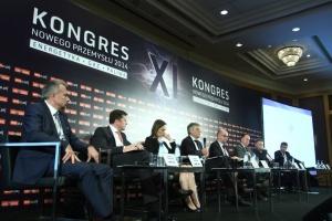 XI Kongres Nowego Przemysłu: Inwestycje w energetyce i ich finansowanie - jak realizować w terminie i zgodnie z procedurami