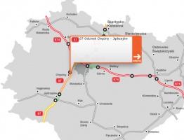 Oferta konsorcjum Salini Polska została wybrana przez kielecki oddział GDDKiA jako najkorzystniejsza w przetargu na budowę odcinka drogi ekspresowej S7 od węzła Chęciny do węzła Jędrzejów. Wartość oferty wynosi blisko 0,6 mld zł brutto. Fot. GDDKiA
