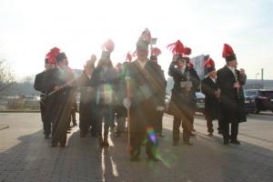 Barbórkowy występ orkiestry ZG Sobieski