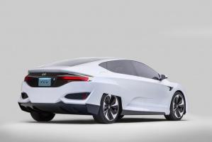 FCV ma wejść do sprzedaży w Japonii w marcu 2016 r., a następnie w USA. fot. Honda
