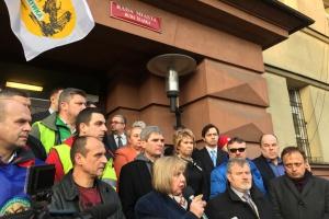 Górnictwo: protesty w kopalniach i na ulicach miast