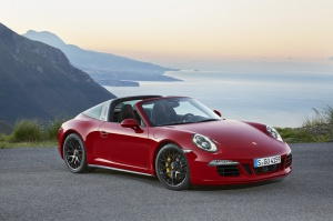 Porsche 911 Targa 4 GTS. fot. Porsche