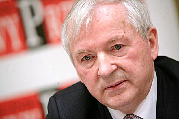 Prof. Stanisław Gomułka o PKB: niepewne inwestycje