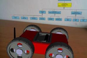 Rys. 3c. Przykładowe zastosowania systemu AR do wspomagania obsługi z użyciem wirtualnych makiet wytworów