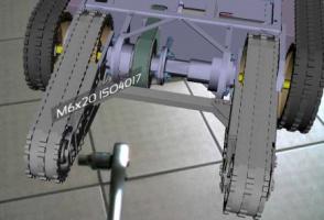 Rys. 3d. Przykładowe zastosowania systemu AR do wspomagania obsługi z użyciem wirtualnych makiet wytworów