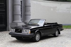 "Volvo 262 ""solaire"" z 1981 r. fot. Volvo"