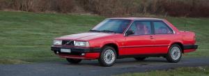 Volvo 780 z 1985 r. fot. Volvo