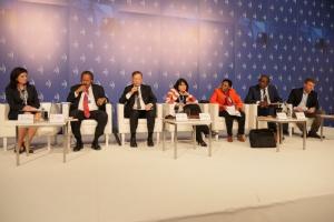 Zdjęcie numer 1 - galeria: EEC 2015: III Forum Współpracy Gospodarczej Afryka - Europa Centralna. Część I