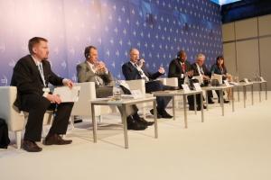 Zdjęcie numer 1 - galeria: EEC 2015: III III Forum Współpracy Gospodarczej Afryka - Europa Centralna. Część II - Rynek surowcowy