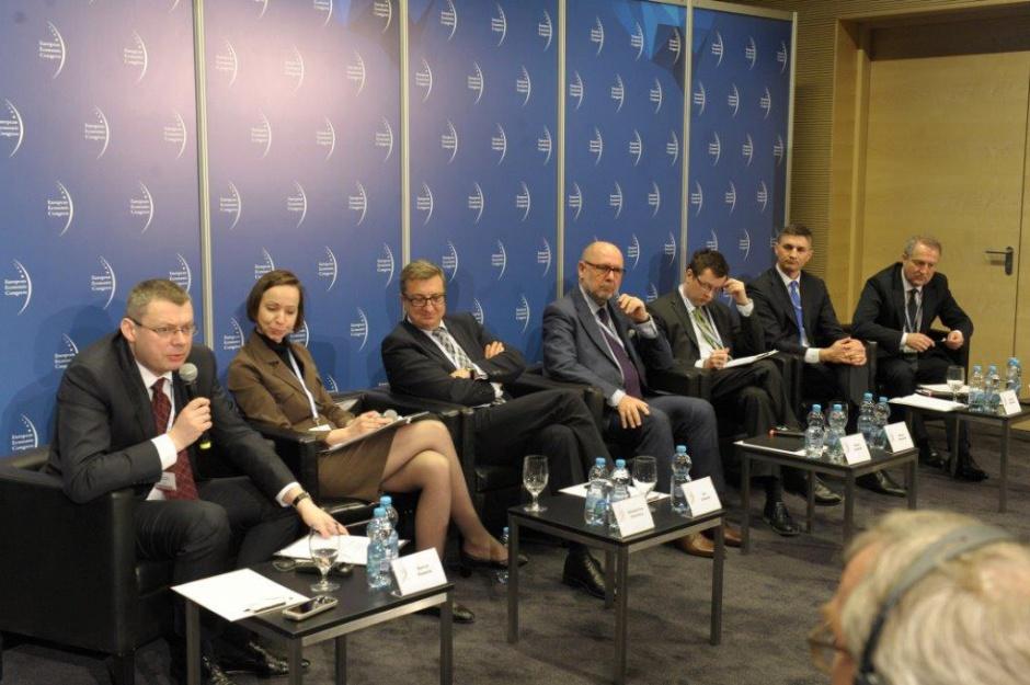 VII Europejski Kongres Gospodarczy, sesja: Wspólne europejskie inwestycje