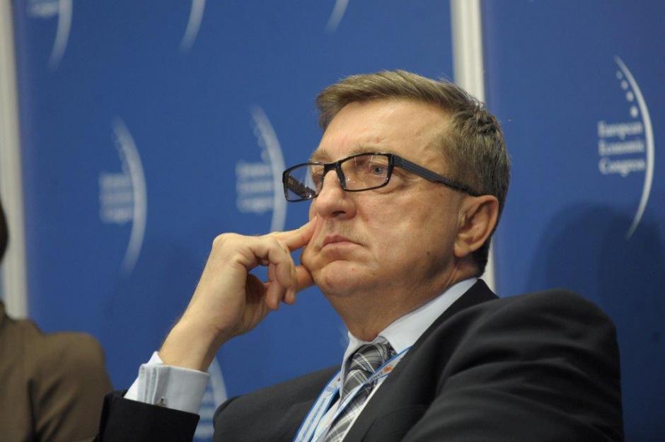 Jan Chadam - prezes zarządu, Operator Gazociągów Przesyłowych GAZ-SYSTEM SA