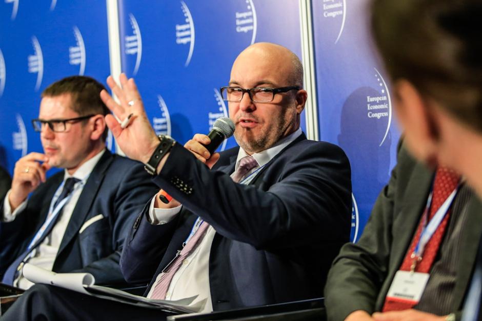 VII Europejski Kongres Gospodarczy, sesja: Budownictwo Fot. AK