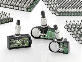 System bezpośredniego monitorowania ciśnienia w ogumieniu. fot. Continental