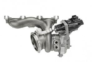 Wysokowydajna turbosprężarka. fot. Continental