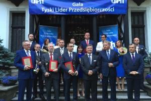 Tyski Lider Przedsiębiorczości 2015 - gala