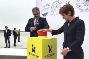 Katowice Airport w nowej odsłonie