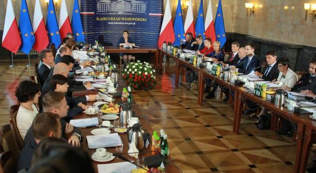 Wyjazdowe posiedzenie rządu w Katowicach