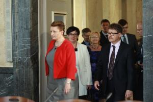 Zdjęcie numer 2 - galeria: Wyjazdowe posiedzenie rządu w Katowicach