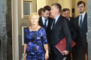 Zdjęcie numer 3 - galeria: Wyjazdowe posiedzenie rządu w Katowicach