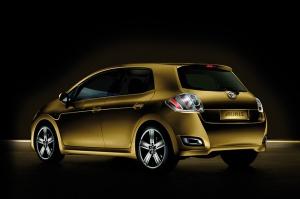 """""""Zloty"""" Auris z roku 2007. fot. Toyota"""