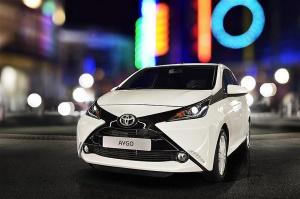 Aygo. fot. Toyota