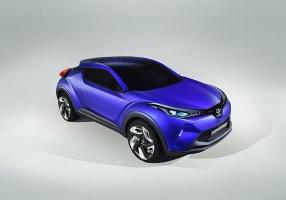 C-HR. fot. Toyota