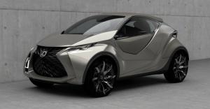 Lexus IF. fot. Toyota