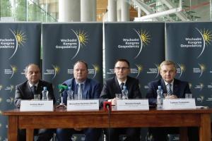 Zdjęcie numer 3 - galeria: Wschodni Kongres Gospodarczy - konferencja zapowiadająca wydarzenie