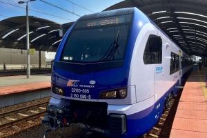 Zdjęcie numer 1 - galeria: Prezentacja pociągu Flirt3 dla PKP IC