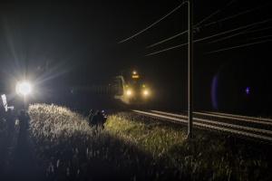 Zdjęcie numer 1 - galeria: Nowy rekord prędkości na polskich torach