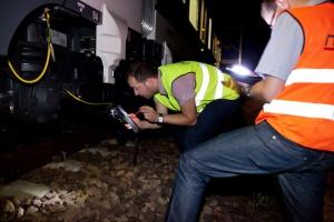 Zdjęcie numer 3 - galeria: Nowy rekord prędkości na polskich torach