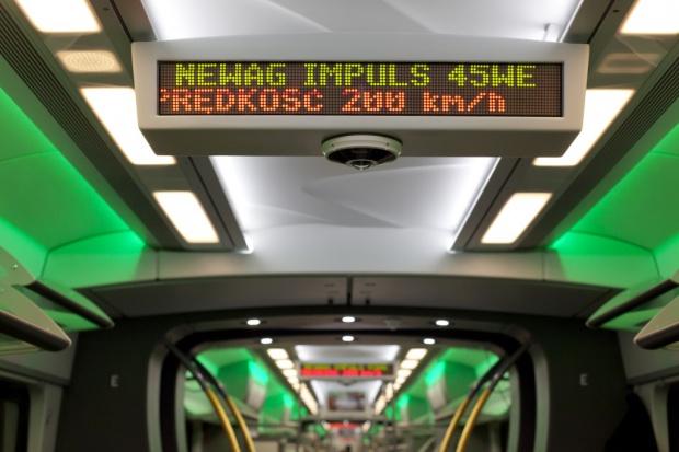 Grupa PKP testuje nowy system informacji dla pasażerów i planuje platformę Wi-Fi