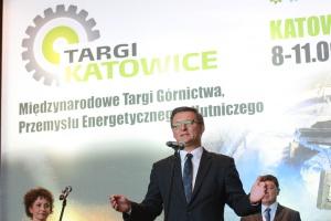 Zdjęcie numer 2 - galeria:  W Katowicach ruszyły górnicze targi