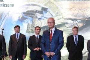 Zdjęcie numer 3 - galeria:  W Katowicach ruszyły górnicze targi