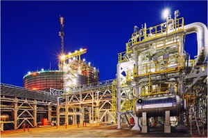 Zdjęcie numer 1 - galeria: Terminal LNG jeszcze w tym roku odbierze pierwszy gaz