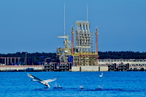 Zdjęcie numer 3 - galeria: Terminal LNG jeszcze w tym roku odbierze pierwszy gaz