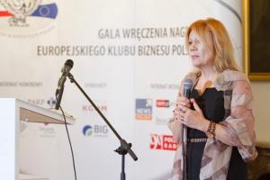 Zdjęcie numer 3 - galeria: Nagrody Europejskiego Klubu Biznesu Polska