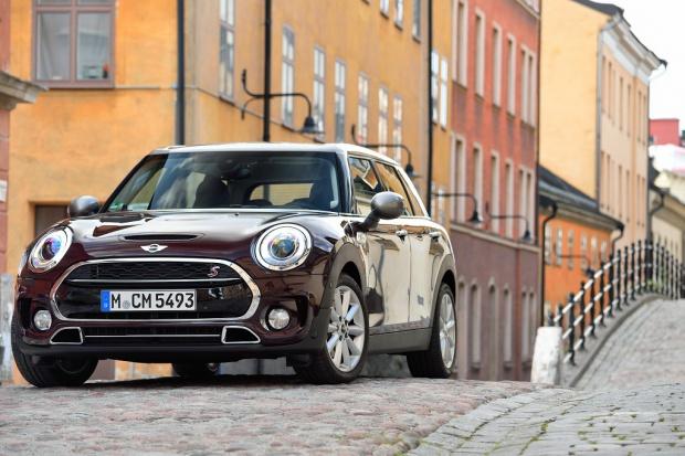BMW będzie produkowało w Chinach elektryczne Mini