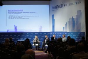 Property Forum 2015: Zrównoważone budownictwo: Inteligentne, ekologiczne i oszczędne