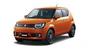 Suzuki Ignis w wersji produkcyjnej. fot. Suzuki