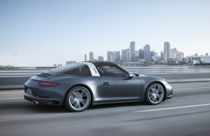Porsche 911 Targa 4. fot. Porsche