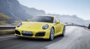 Porsche 911 Carrera 4S. fot. Porsche