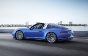 Porsche 911 Targa 4S. fot. Porsche