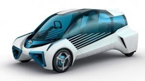 Toyota FCV-Plus. fot. Toyota