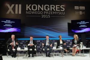 XII Kongres Nowego Przemysłu: Innowacyjność w energetyce. Od pomysłu po komercjalizację